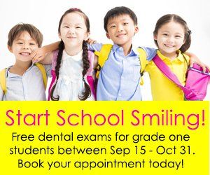 Start School Smiling | Millennium Dental